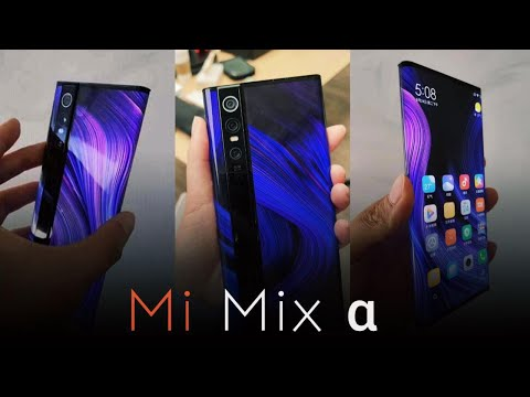 Mi Mix Alpha is INCREDIBLE ! 108 MP Camera | 180% Surround Display | 5G and more!