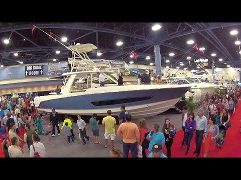 Miami Internatonal Boat Show 2015 HD