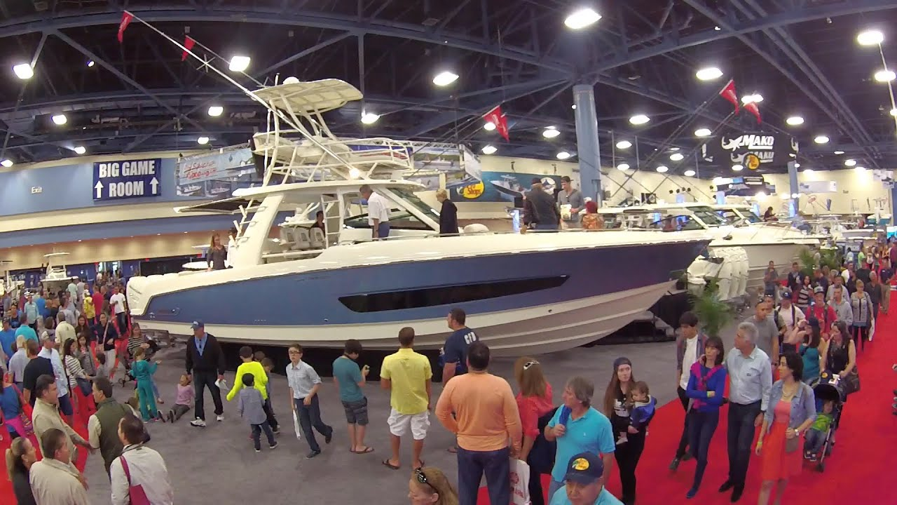 Miami internatonal boat show 2015 hd youtube - Miami boat show ...