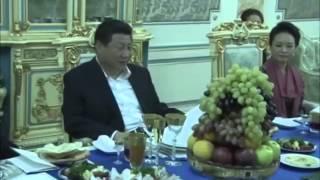 Си Цзиньпин побывал в гостях у Эмомали Рахмона