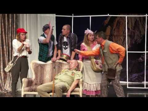 Спектакль «Следствие ведут дураки, или над пропастью в подтяжках» в Мюзик-Холле...