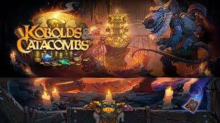 Kobolds and Catacombs - Nová expanze do Hearthstone
