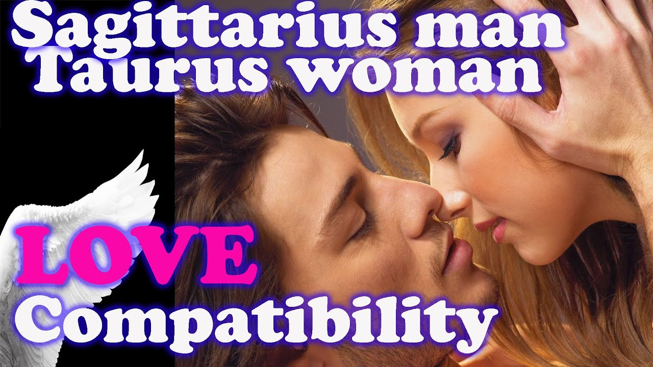Compatibility sagittarius man Aries Woman