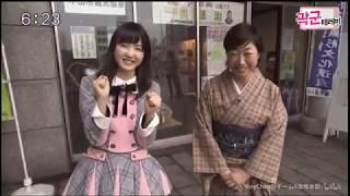 아이즈원 혼다히토미 코이토치 성지순례 46탄 [ 오야마…