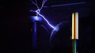 Feel the thrill of lightning bolts at Bellingham's SPARK Museum