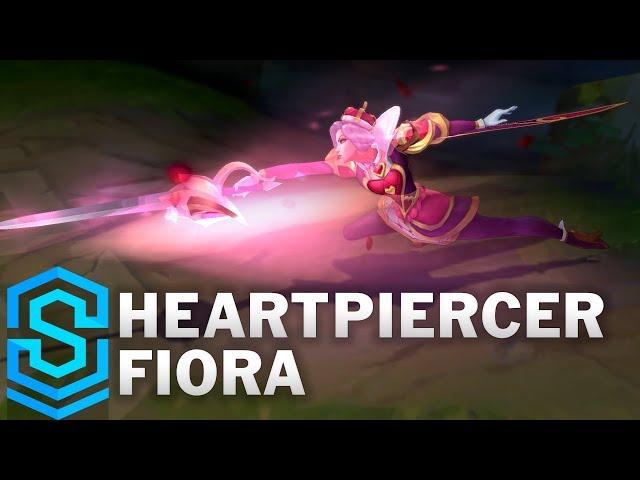 League of Legends Heartseeker 2019 Skins: Heartbreaker Vi and