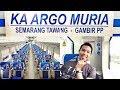 Trip by Train - Naik Kereta ARGO MURIA Semarang - Gambir