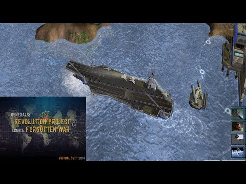 Generals Revoultions Project - USA General Naval Supremacy