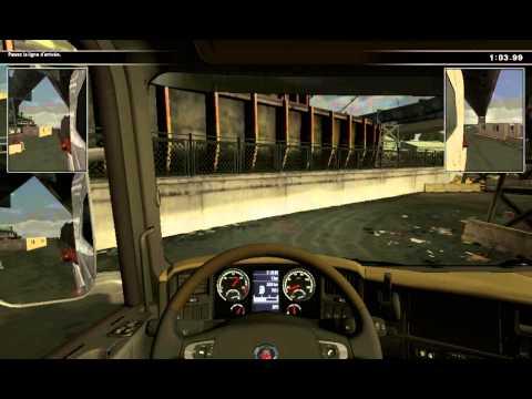 scania truck driving simulator |