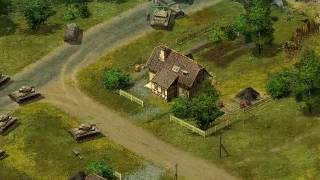 Blitzkrieg 1 -German mission 4 _Operation :Barbarossa  -The Invasion of Russia