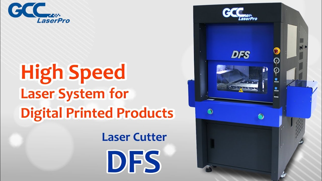 GCCLaserPro---High Speed Laser System for Digital Printed Products