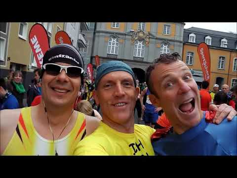 Deutsche Post Marathon Bonn 2013