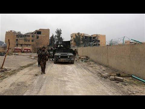 Iraqi Troops Retake Mosul University