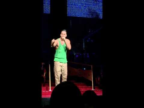 Romeo Santos-Eres Mia @ American Airlines Arena Miami June 21, 2015