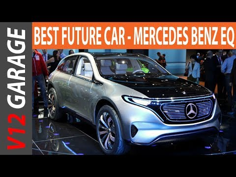 2018 Mercedes Benz EQ Range, Price and Release Date