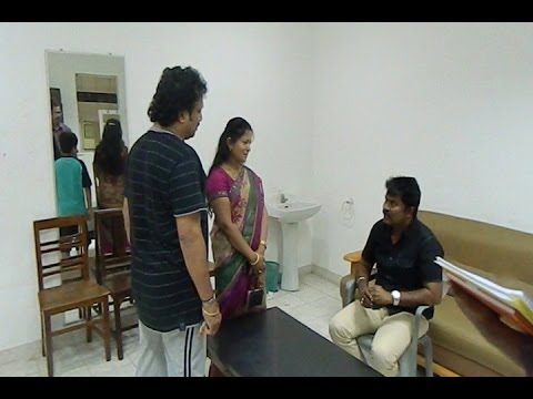 Hari Audition for Poojai - BW
