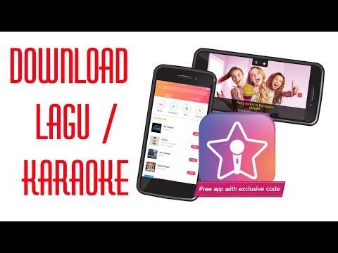 Cara Download Lagu Dari SUARAKU / STARMAKER - Aplikasi Karaoke