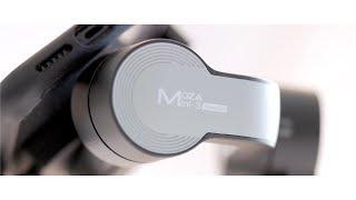 La stabilisation / Ne plus voir les tremblements en vidéo : Moza Mini S