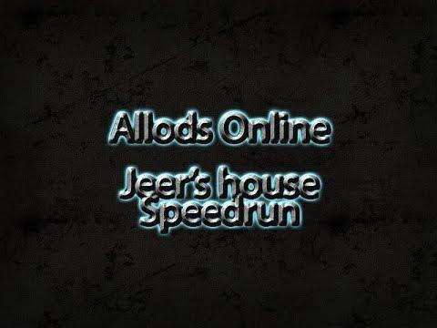 Allods Online: Astral 51-69; Jeer's House