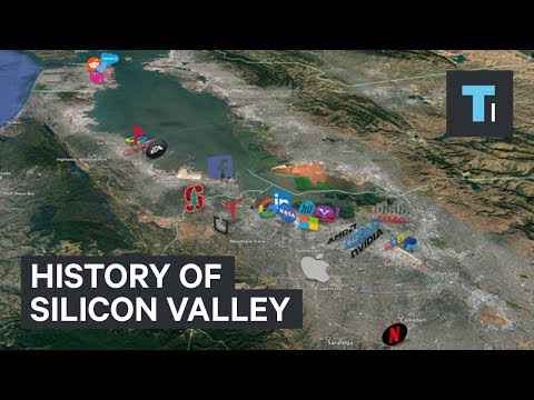 Thumbnail: Animated timeline shows how Silicon Valley became a $2.8 trillion neighborhood
