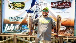Kayak Fishing Redfish Heaven   Tournament #2
