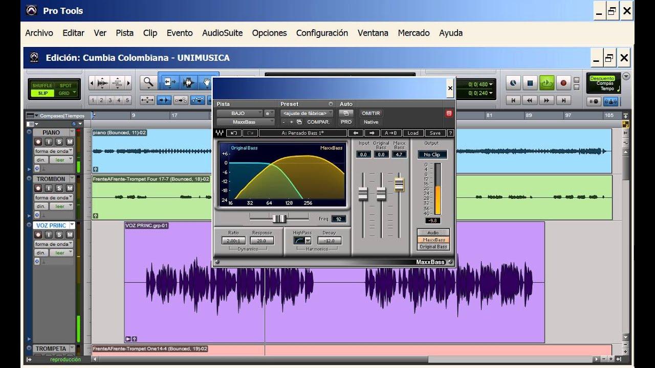 excitador aural software