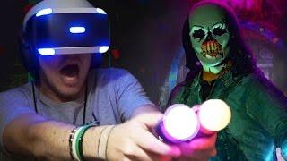 TERRIFICANTE HORROR VIRTUALE!! - Until Dawn: Rush Of Blood (PlayStation VR)