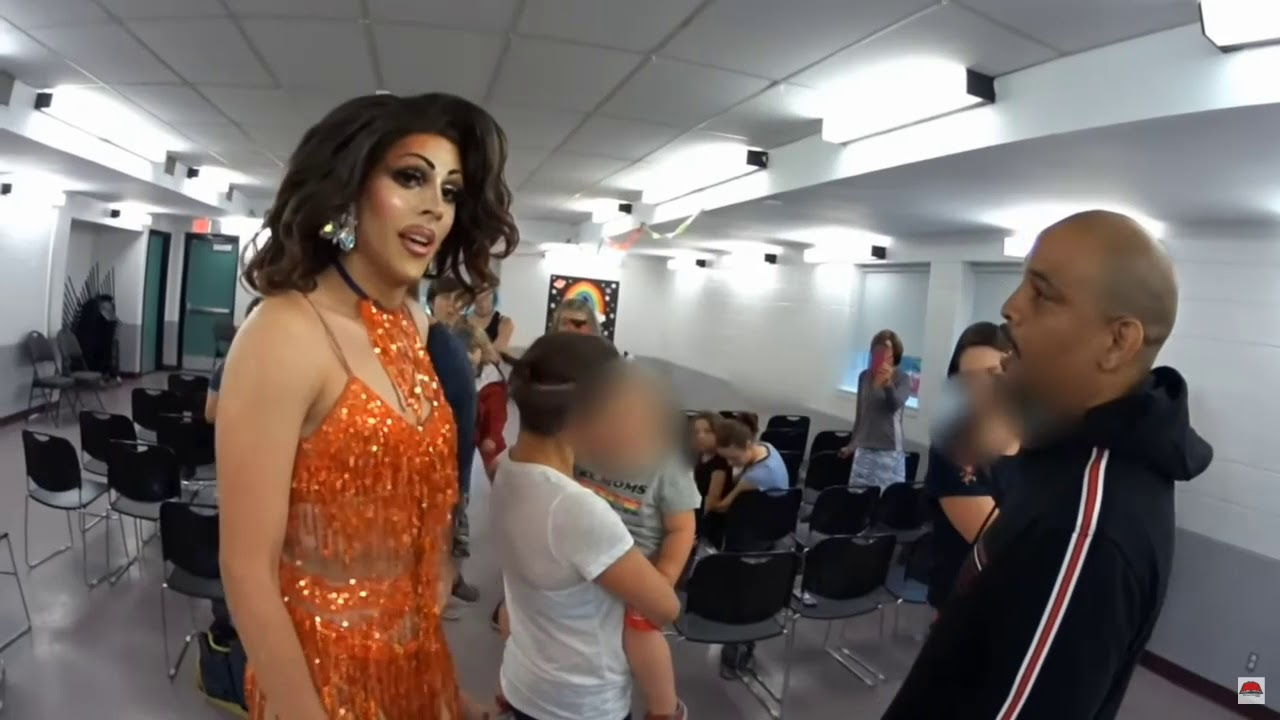 Drag queen story time rebuke - Dorre Love Video Taken Down