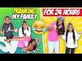 PRANKING MY KIDS FOR 24 HOURS mp3