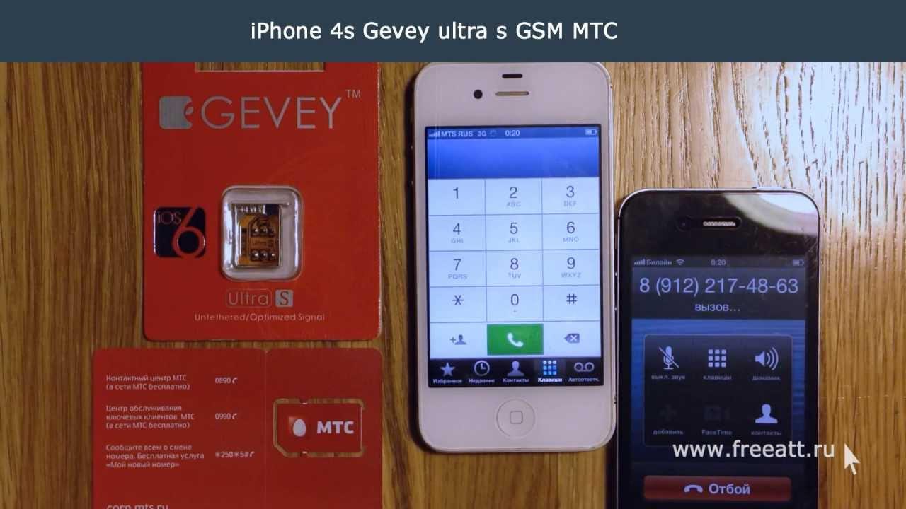инструкция gevey iphone