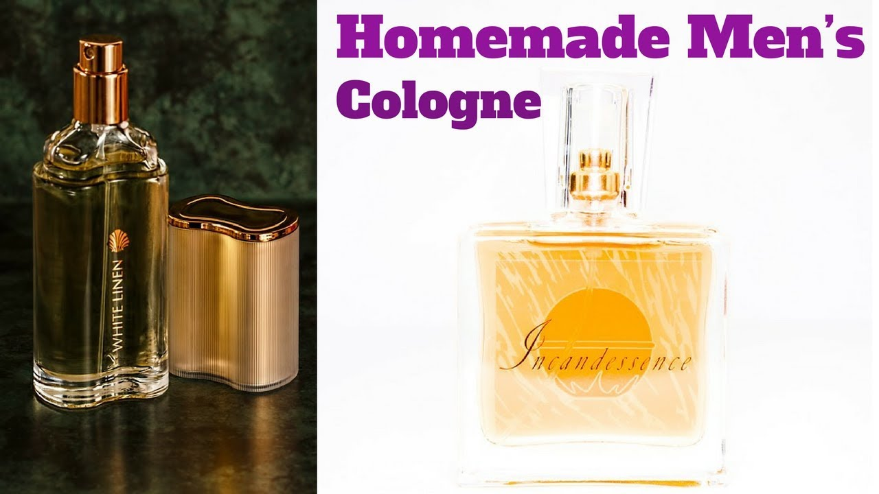Homemade Men's Cologne