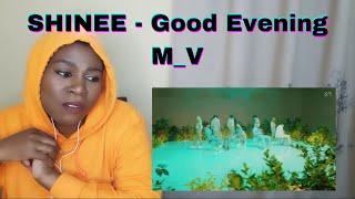 SHINee 샤이니 '데리러 가 (Good Evening)' MV and Lyrics - REACTION