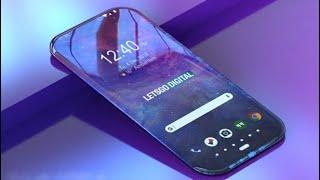 Samsung chế tạo smartphone tràn viền 100%, camera và loa ẩn phía dưới màn hình