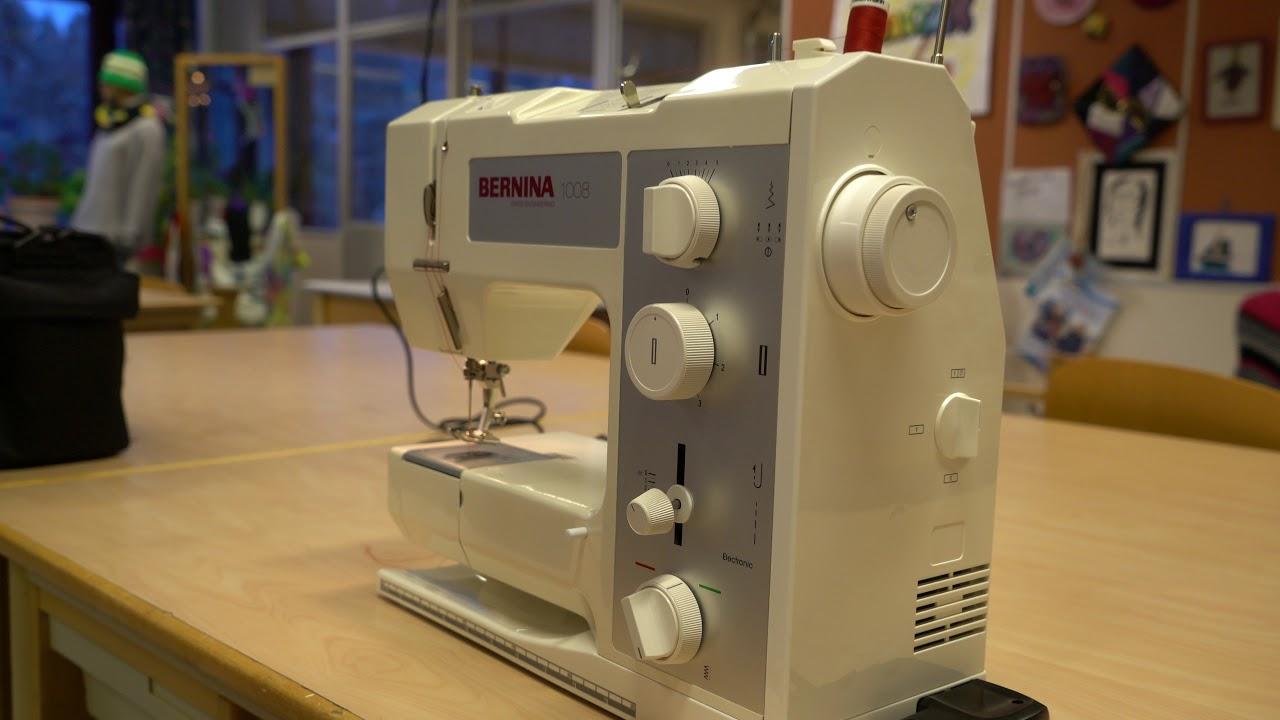 hur trär man en symaskin