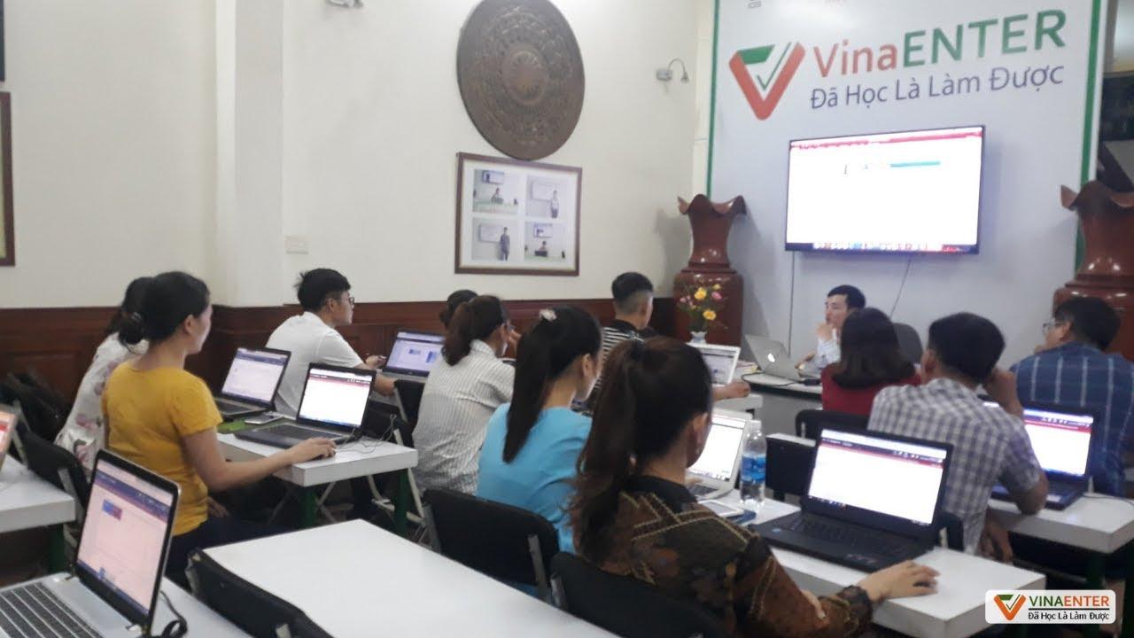 Khai giảng khóa học Digital Marketing 4.0 Khóa K22