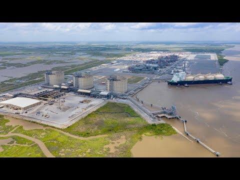 Cameron LNG Project Milestone Video