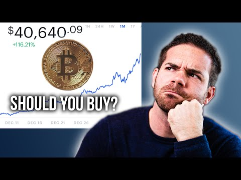 Should You Invest In Bitcoin At $40,000?