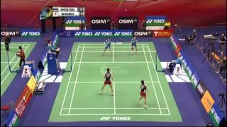 QF - WD - S.Matsuo/M.Naito vs D.Aroonkesorn/K.Voravichitchaikul - 2012 Yonex-Sunrise Hong Kong Open