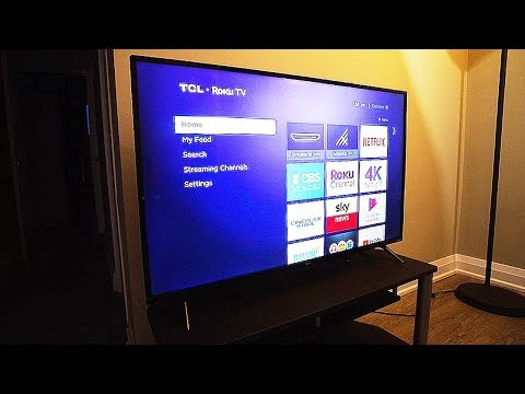 TCL 50-Inch 4K Smart TV 2019 Review (Best Selling TV On Amazon!)