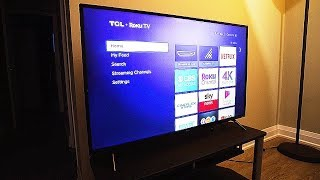 Tcl 50 Inch 4k Smart Tv 2019 Review Best Selling Tv On Amazon Youtube