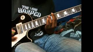 Janelle Monáe feat. Miguel - Primetime (guitar cover)