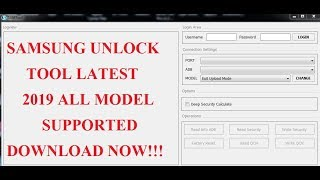 Samsung mobiles sim unlocking tool  samsung all models