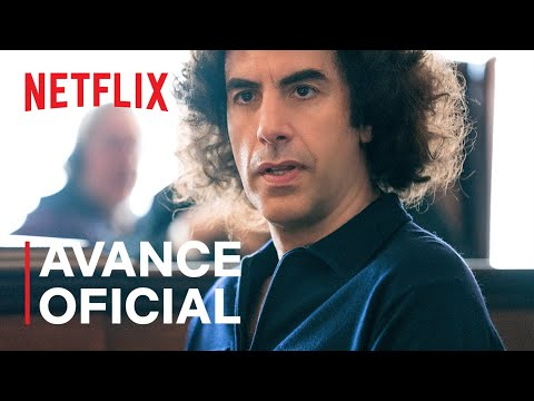 El juicio de los 7 de Chicago (en ESPAÑOL) | Avance oficial | Película de Netflix