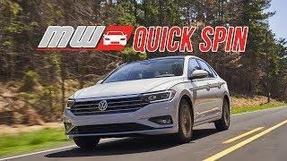2019 Volkswagen Jetta   Quick Spin