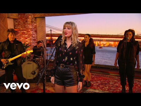 Taylor Swift – London Boy in the Live Lounge