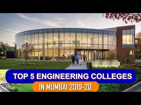 Mumbai's Top 5 Engineering Colleges Maharashtra 2019 With Cutoff,fees,placement Etc In Hindi.