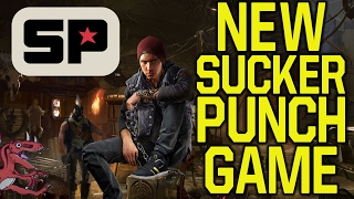 New Sucker Punch Game OPEN WORLD RPG FOR PLAYSTATION 5?! (New Infamous Game 2017 - Infamous 4 - PS5)