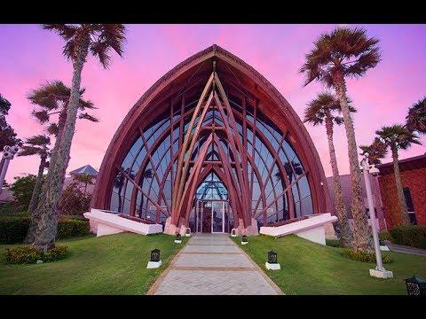 Pink Power at Banana Island Resort Doha