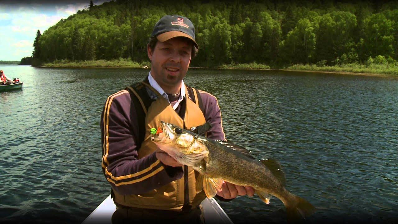 La pêche le lac lhydre