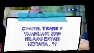 Chanel TRANS 7 hilang di parabola ini dia solusinya